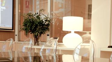 Alquiler de salas de reunión