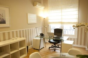 Office space in Madrid
