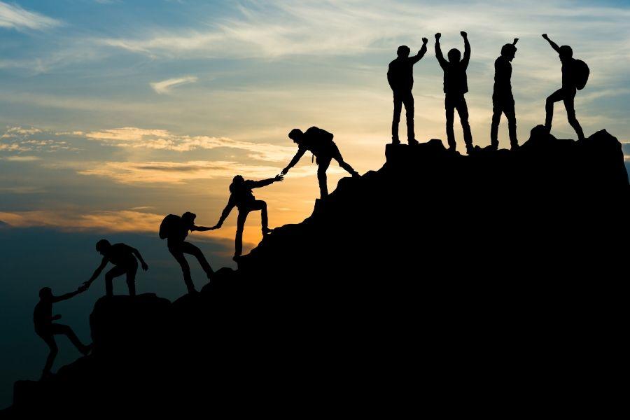 Hábitos de las personas con éxito