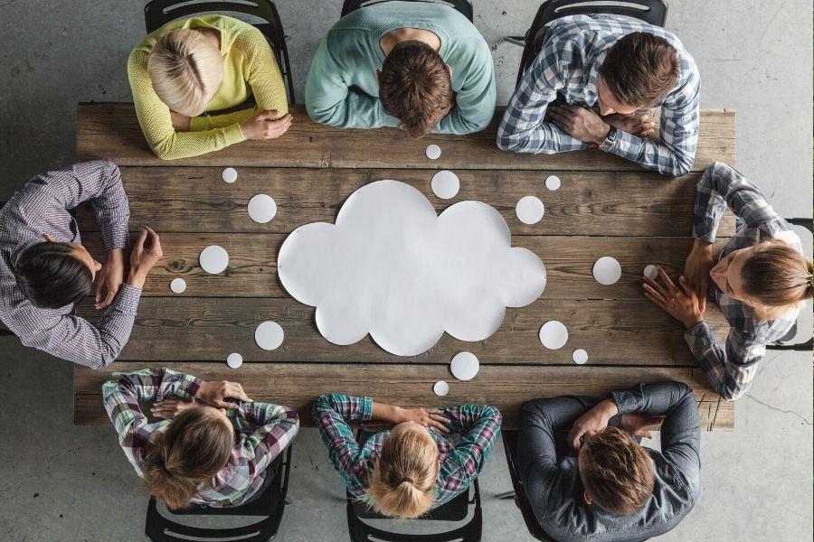 Mejorar la conversación en una Reunión