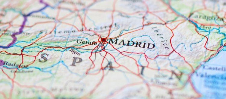 Madrid Centro Financiero