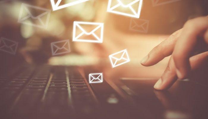 Emails en el trabajo
