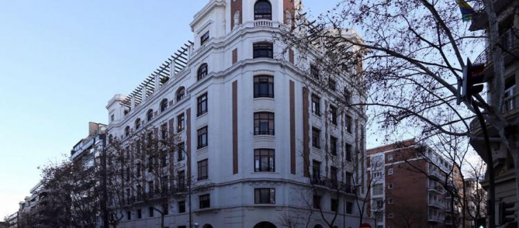 Centro de Negocios en Madrid