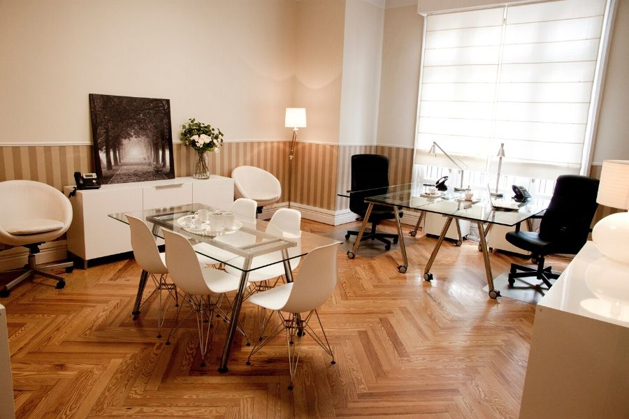 Oficina en Centro de Negocios