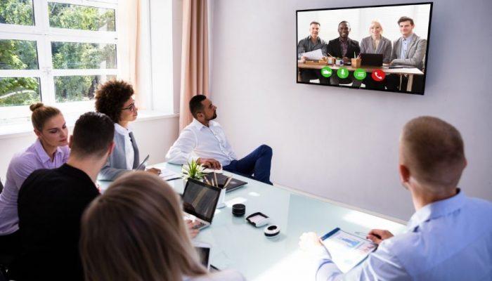Apps para video conferencias en el Trabajo