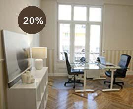Alquiler de despacho en Madrid | B