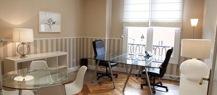 Alquiler de despacho en Madrid