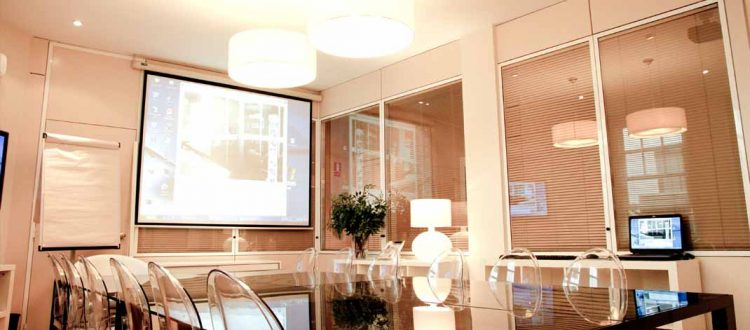 Alquiler Sala de Reunión Madrid