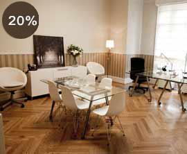 Promoción de alquiler de oficina en Madrid