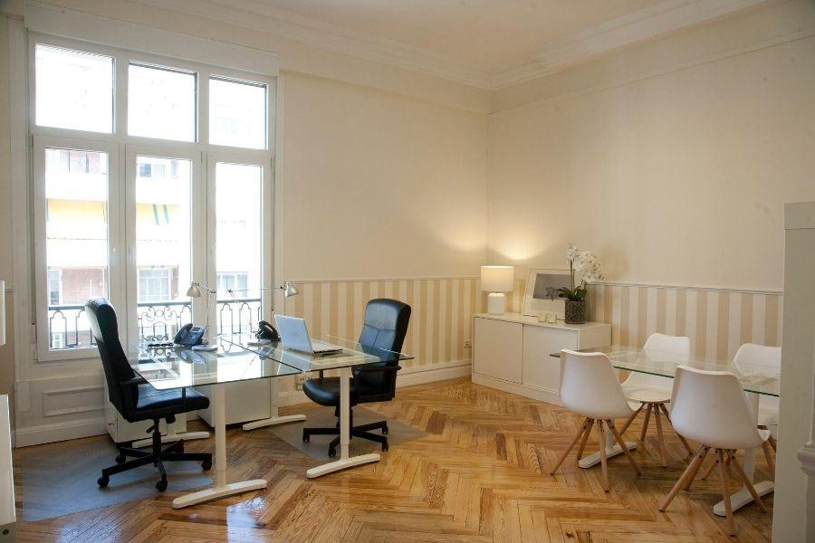 Despacho en el centro de Madrid