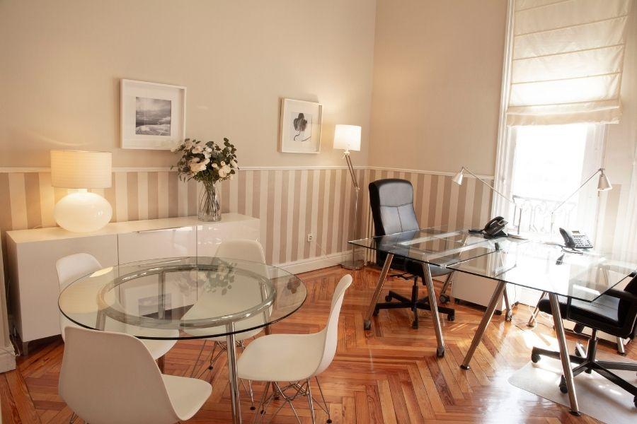 Alquiler oficina en Madrid