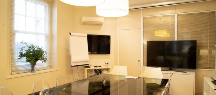 Salas de reuniones en Madrid